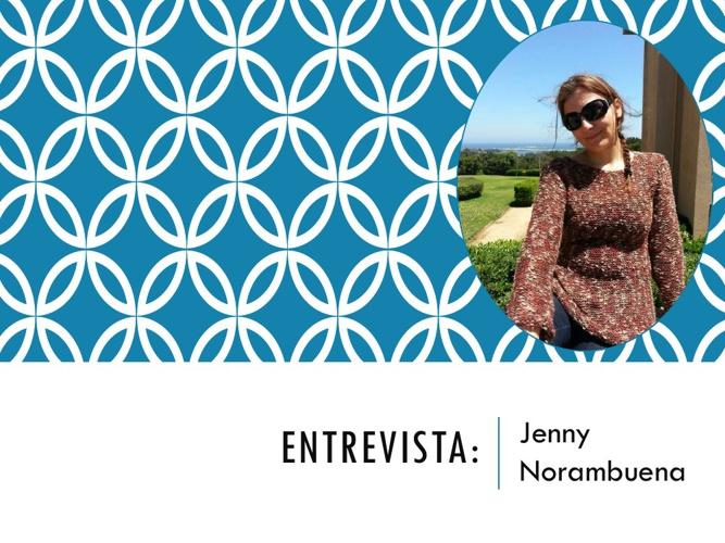 Entrevista Final a Jenny