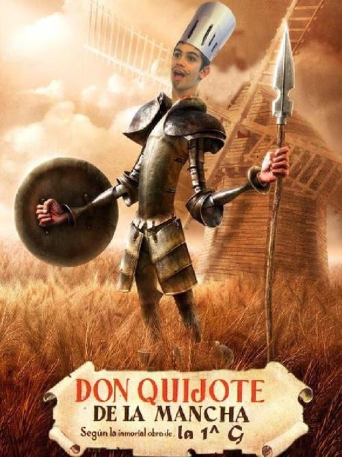 Don Qujote de la Mancha