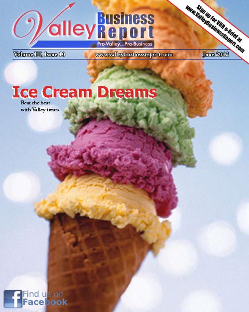 Valley Business Report - June 2012