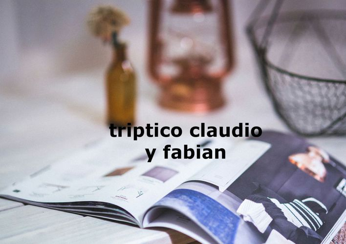 ARMONIA CLAUDIO Y FABIAN
