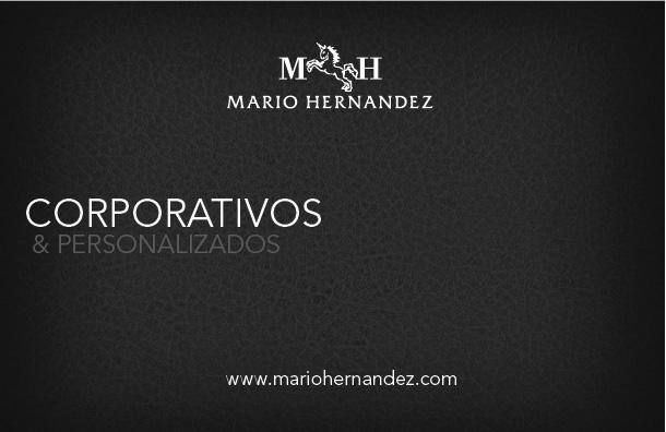 Catalogo MARIO HERNANDEZ