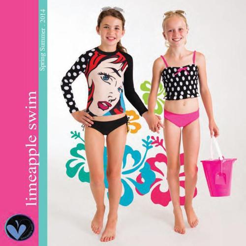 Limeapple Swim Spring Summer 2014