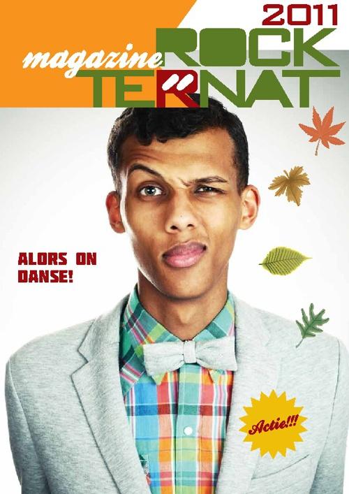 Rock Ternat magazine 2011