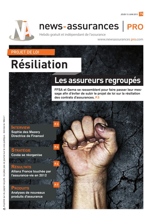 News Assurances Pro - Edition 74 light