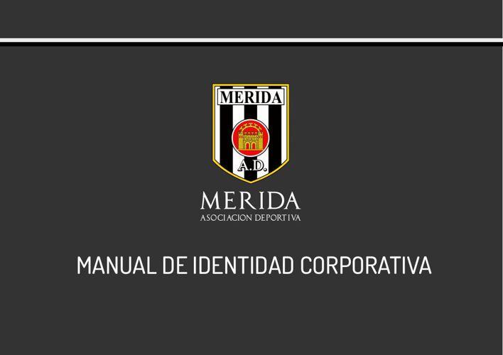 Manual de Identidad Corporativa Merida AD