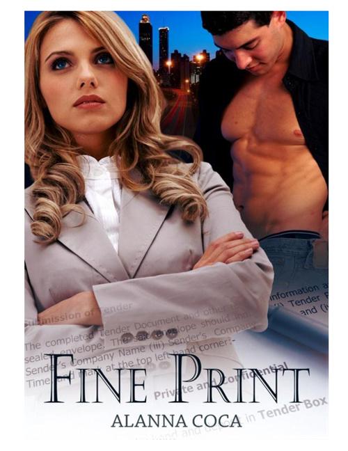 Fine Print Excerpt