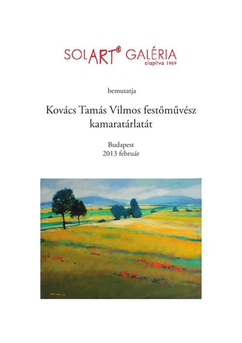 Kovács Tamás Vilmos képei