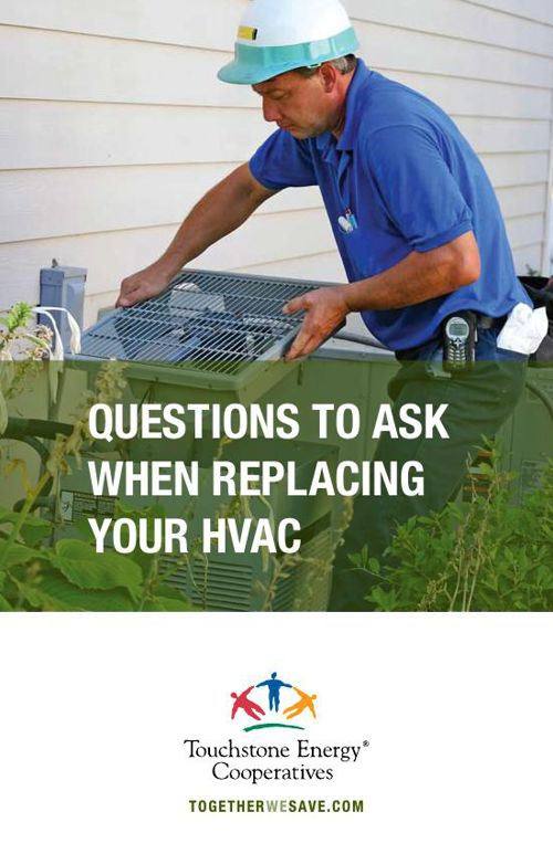Questions on HVAC
