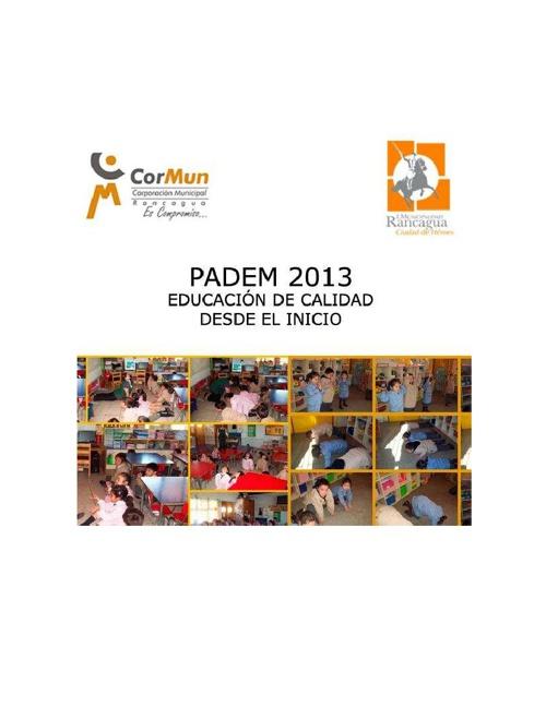 PADEM 2013