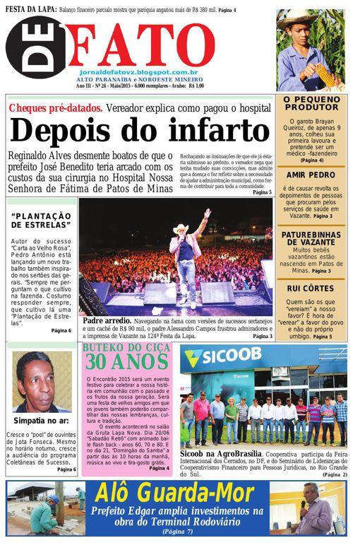 Jornal De Fato 24ª Edição