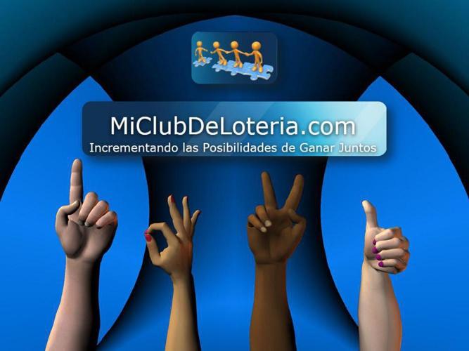 Present MiClubDeLoteria