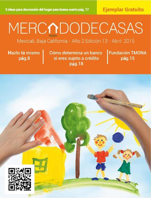 Revista Mercado de Casas Edición 13 - Abril 2015