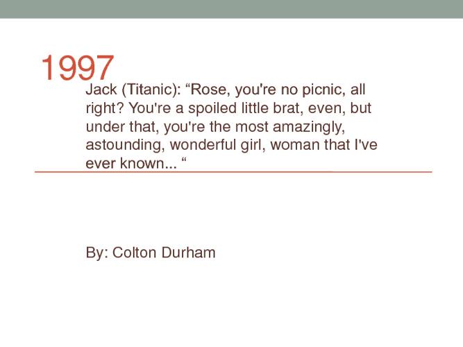 Colton Durham Flip Book