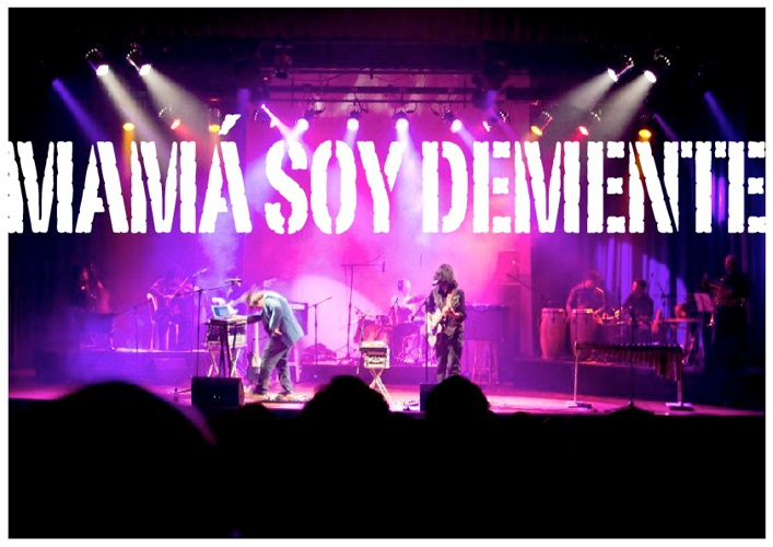 Mamá Soy Demente Press Kit