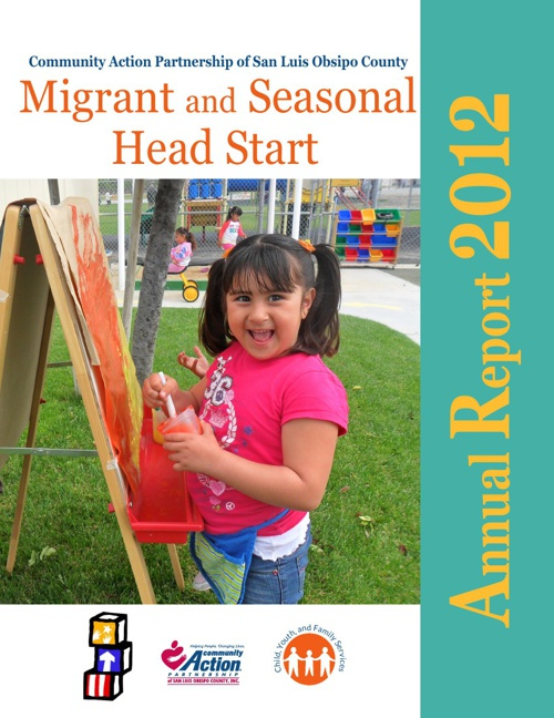 Migrant and Seasonal Head Start Annual Report 2012