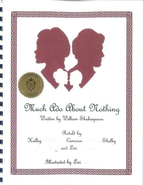 Much Ado About Nothing 1st place