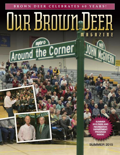 Our Brown Deer magazine April 2015