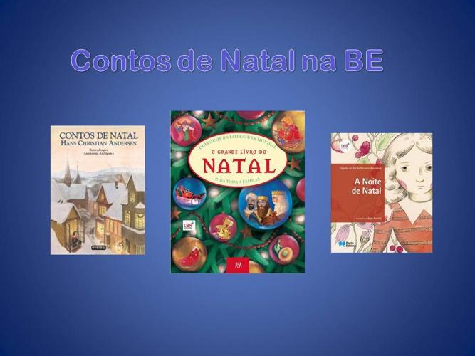 Contos de Natl na BE