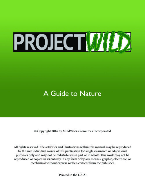 Project Wild Sample