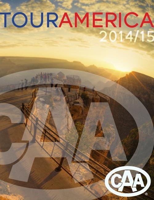 CAA TourAmerica 2014-15