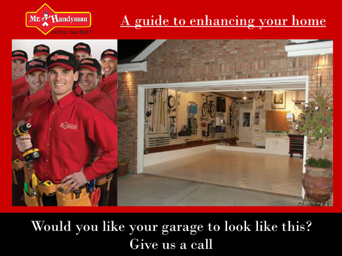 Mr Handyman - A guide to enhancing your home