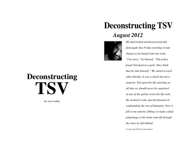 Deconstructing TSV