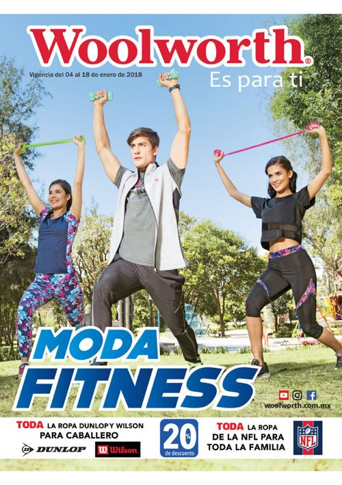 Fitness Woolworth