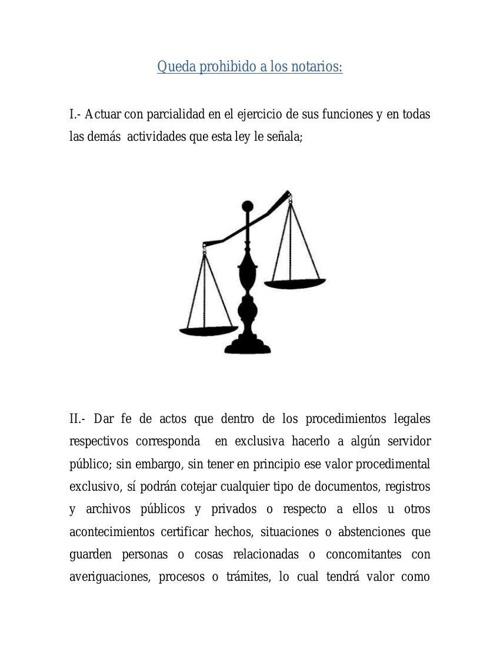 prohibiciones  de  los  notarios