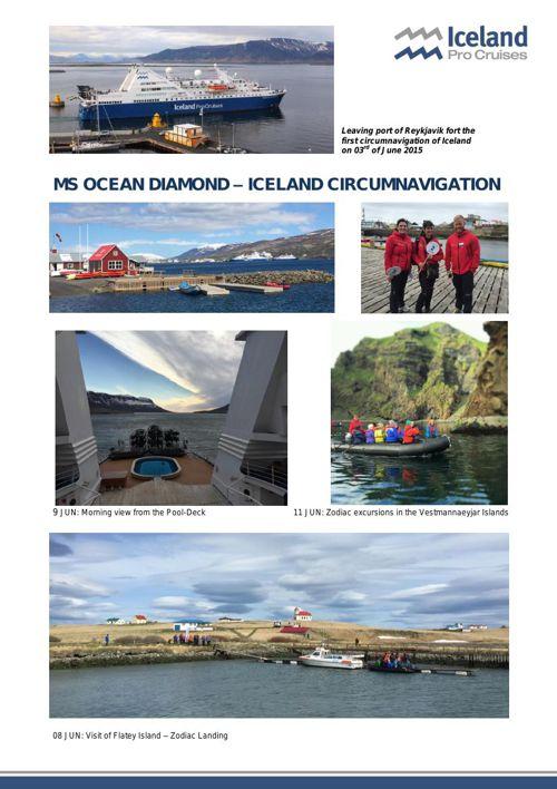 Iceland ProCruises Iceland Circumnavigation