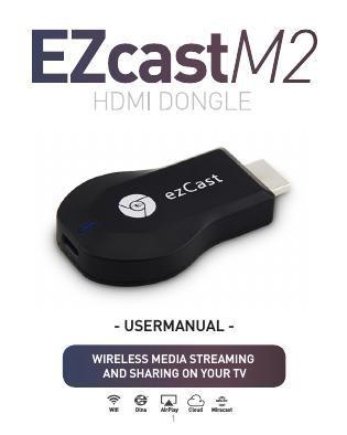 EZcast Usermanual