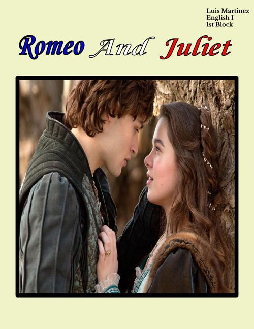 Rome and Juliet ScrapBook