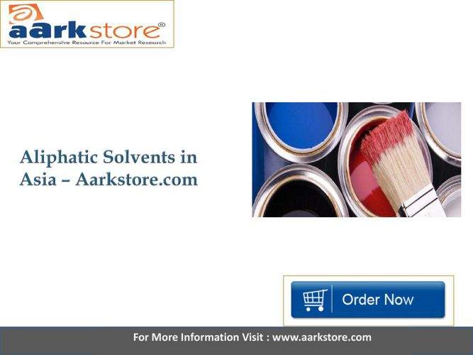 Aarkstore - Aliphatic Solvents in Asia