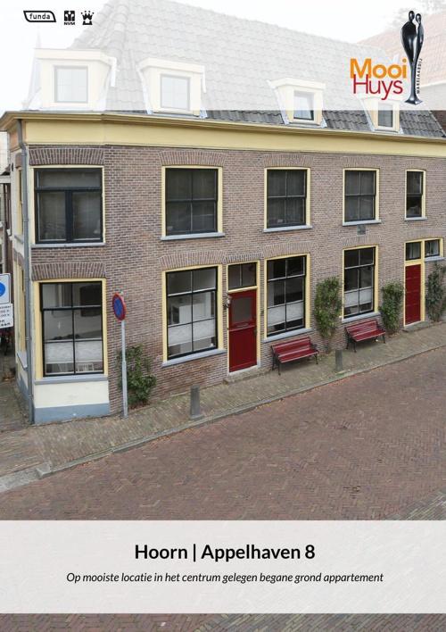 TE KOOP Appelhaven 8 Hoorn