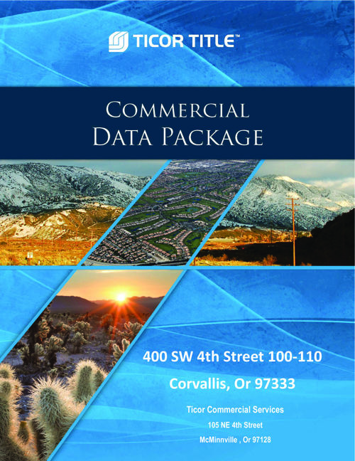 Commercial Data Package 400 SW 4th .pub