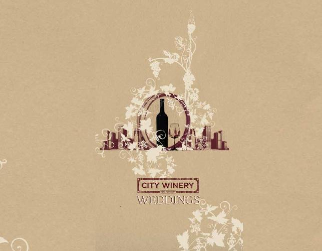 City Winery Weddings