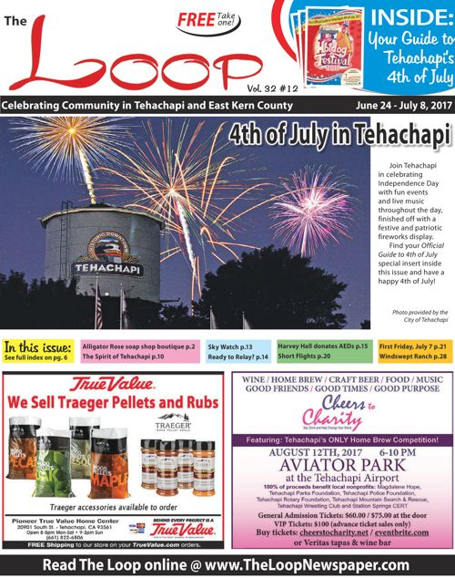 The Loop Newspaper - Vol 32 No 12 - June 24 to July 8, 2017