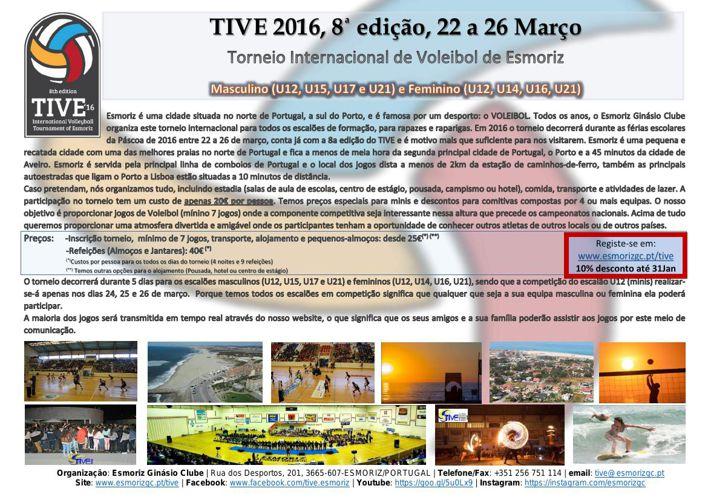 Flyer TIVE2016 Portugues