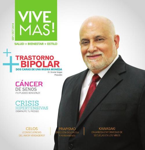 Vive Más Revista 6ta Edición