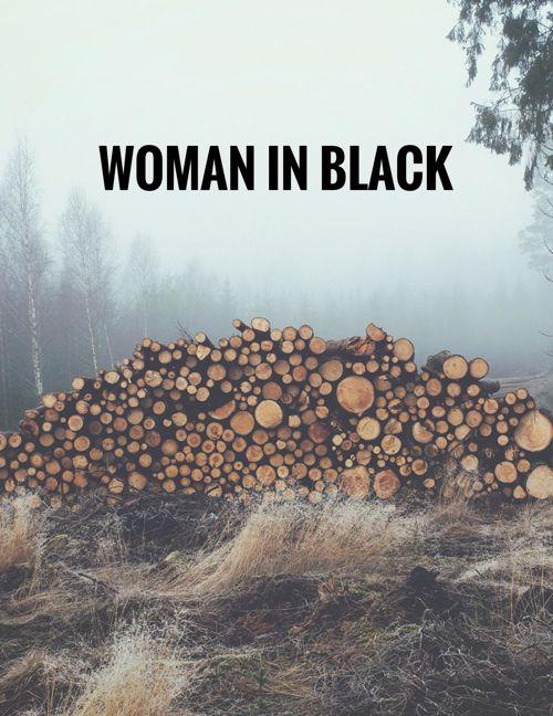women in black marketing