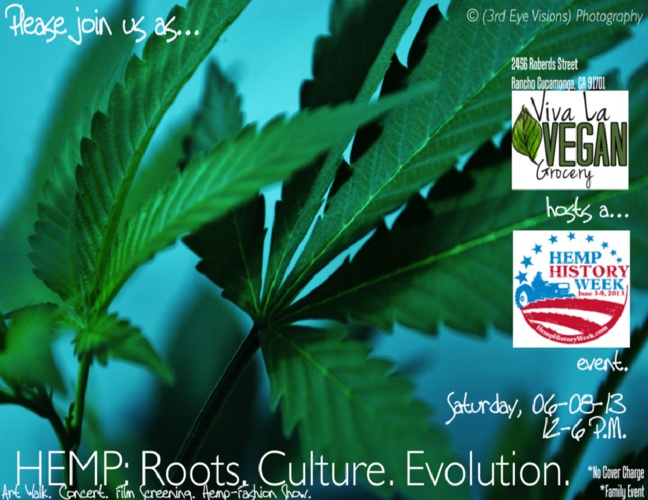 HEMP: Roots, Culture, Evolution