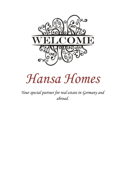 Hansa Homes Project