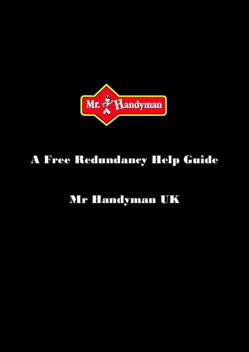 A Free Redundancy Help Guide