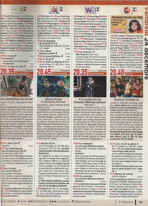 """TV magazine - 24 décembre - France 5 """"Les aventuriers du terroir"""