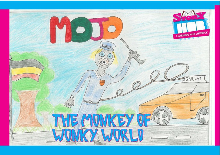The Monkey of Wonky World