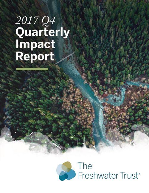 TFT Quarterly Impact Report Q4 2017