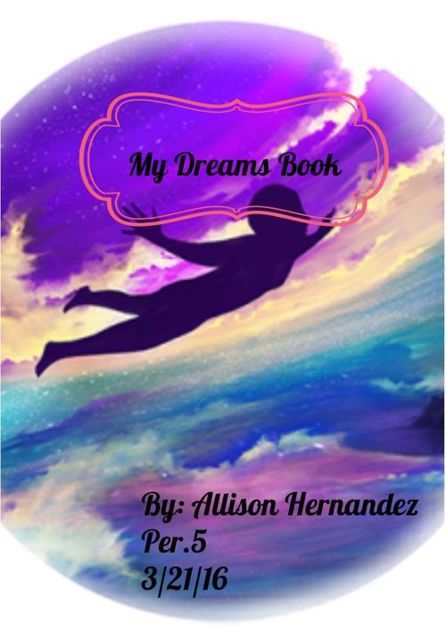 My Dearm Book