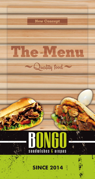 Menu Bongo 2015
