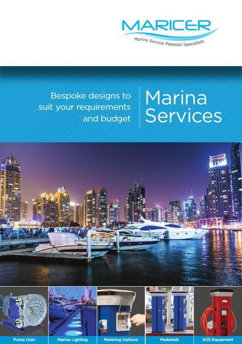 Maricer A5 Brochure 2014