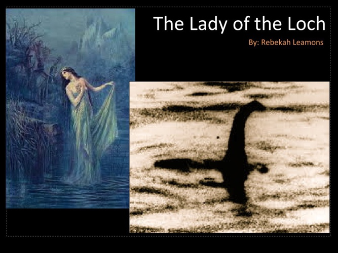Rebekah Leamons the Lady of the Loch