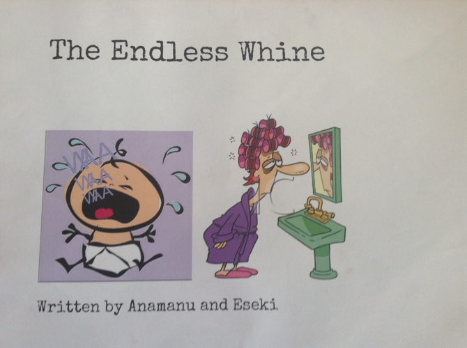 The endless whine